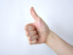 指を揉むだけで不安を即効で解消して心が落ち着くすごい方法